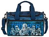 Undercover  SWMK7252 Sporttasche Star Wars, ca. 35 x 16 x 24 cm Blau