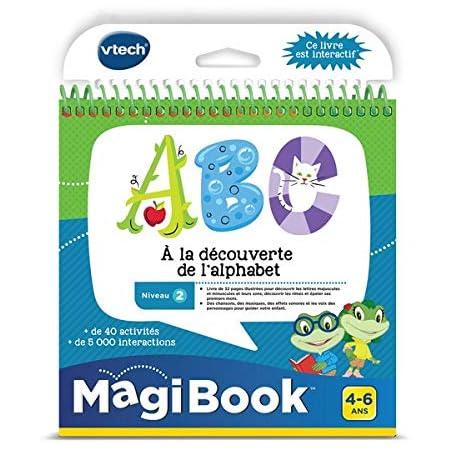 VTech- MagiBook, 480605 - Version FR