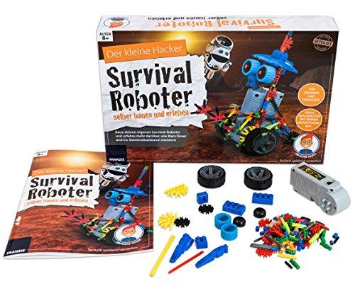 Der Kleine Hacker Survival Roboter Selber Bauen Und Erleben Baue Deinen Eigenen Survival Roboter Und Erfahre Mehr Darüber Wie Mars Rover Personal