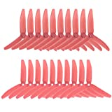 Festnight 10 Pairs GEPRC 5040 5in 3-Blade Propeller Triblade Props for FPV Racing