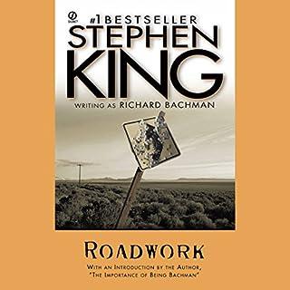 Roadwork audiobook cover art