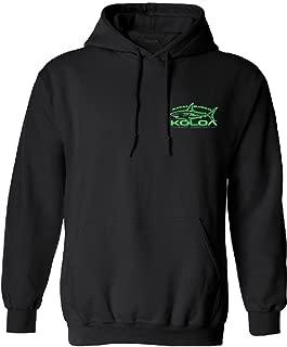 Koloa Great White Shark Logo Hoodies - Hooded Sweatshirts in Sizes S-5XL
