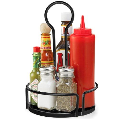 TableCraft Versa Condiment Rack,...