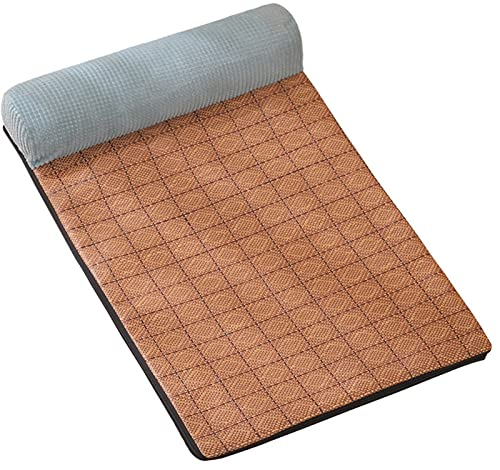 DHGTEP Cojín del sofá de Verano del Perro Cooing Cama Desmontable de Lujo del Gato para el colchón del Perro pequeño Medio (Size : 30X40X12CM)