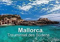 Mallorca - Trauminsel des Suedens (Wandkalender 2022 DIN A2 quer): Exklusive Bilder der Insel Mallorca zum Geniessen (Monatskalender, 14 Seiten )