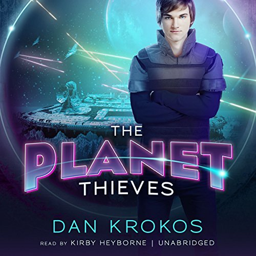 The Planet Thieves  Audiolibri