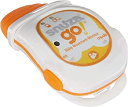 Snuza Go! Wireless Baby Monitor – Orange