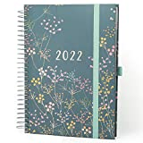 (en inglés) 'Family Life Book' de Boxclever Press. Agenda 2021 2022. Agenda Escolar 2021-2022 A5 Formato 7 Columnas. Planificador Semanal de 16 Meses, Mediados de Agosto'21-Dic'22.