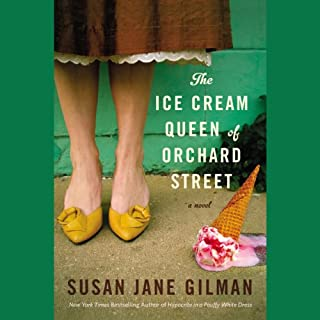 The Ice Cream Queen of Orchard Street audiobook cover art