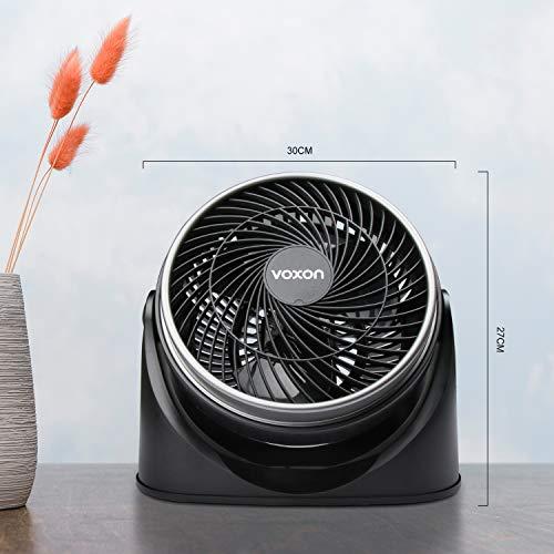 Kraftvoller Tischventilator Wand-Ventilator VOXON Bild 6*