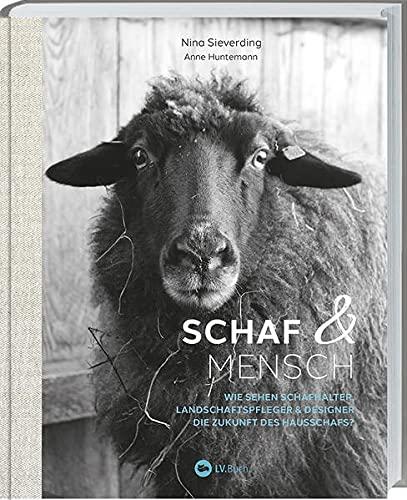 Buchseite und Rezensionen zu 'Schaf und Mensch' von Nina Sieverding