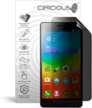 Celicious Privacy Plus 4-Way Anti-Spy Filter Screen Protector Film Compatible with Lenovo A7000 Turbo