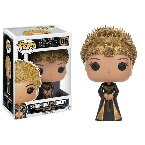 Funko POP! Animales fantásticos: Seraphina Picquery