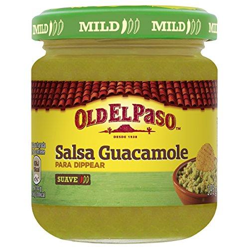 Salsa Guacamole Oldelpaso 200g