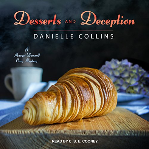Desserts and Deception audiobook cover art