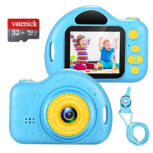 vatenick Kids Camera Kids Toy Toddler Camera Toy Kids Gift Video Recorder...