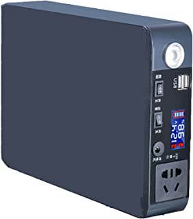 Portable Power Station Portable Charging Station,Pure Sine Wave AC Power Socket,Self-Driving Household Small Generators
