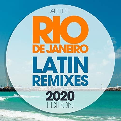 Los Locos, Red Hardin, Kyria, グロリアーナ, All Stars Generation, Movimento Latino, TK, La Familia Loca & Los Chicos