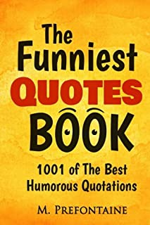 Best book funny quotes Reviews