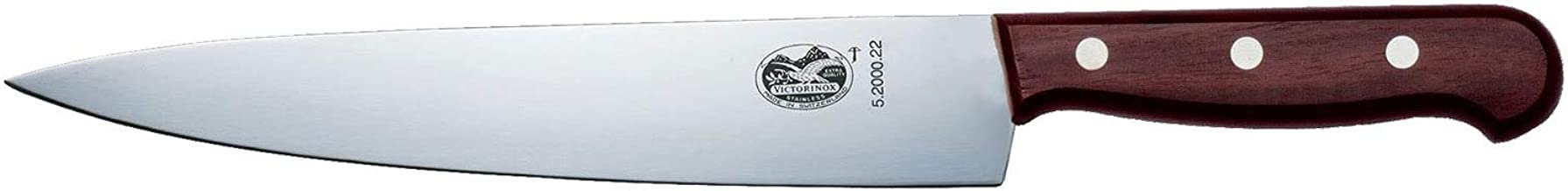 Victorinox 5.2000.22G Rosewood Carving Knife, Rosewood
