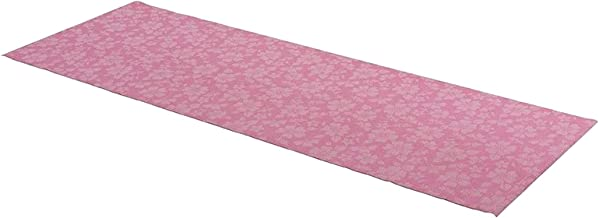 Tunturi Yoga Mat Printed, Pink