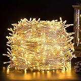 Avoalre Guirnalda Luces 100M 1000 LED Cadena de Luz con 8 Modos Luz Navidad Decoración Gu...