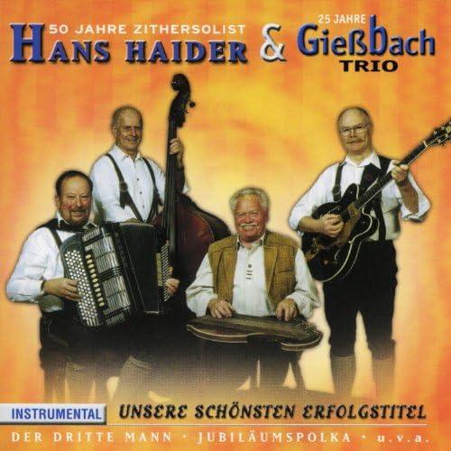 Hans Haider & Gießbach Trio
