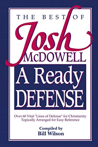 Ready Defense, A: The Best Of Josh McDowell
