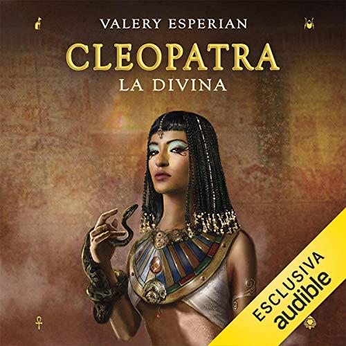 Cleopatra. La Divina copertina