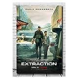 DrCor Extraktionsfilm Chris Hemsworth Leinwand Poster Druck