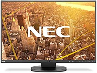 NEC MultiSync EA231WU White 23 INCH IPS TFT 1920x1200 250cd/M2 16:10 Displayport DVI-D HDMI VGA 0.8mm Bezel Speakers Heigh...