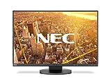 NEC MultiSync EA231WU LED Display 57,1 cm (22.5') WUXGA Plana Negro - Monitor (57,1 cm (22.5'), 1920 x 1200 Pixeles, WUXGA, LED, 5 ms, Negro)