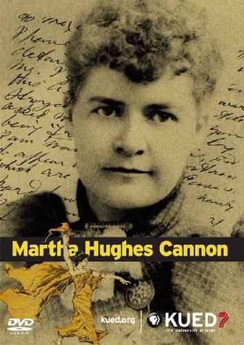 Kued: Martha Hughes Cannon