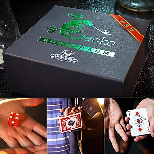 SOLOMAGIA Gecko PRO System by Jim Rosenbaum - Magia Scenica - Giochi di Magia e Prestigio
