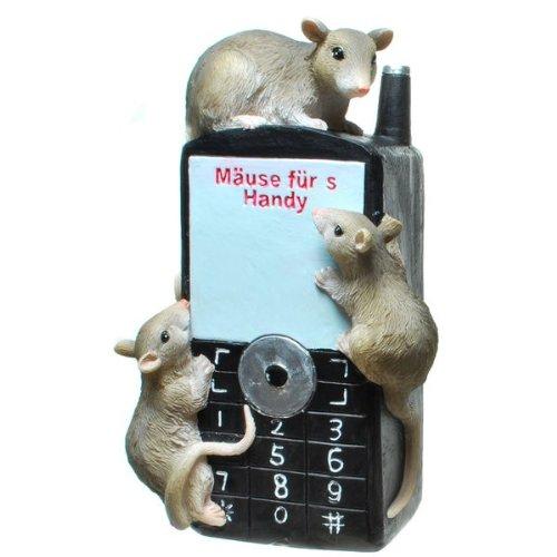 Spardose Mäuse für's Handy