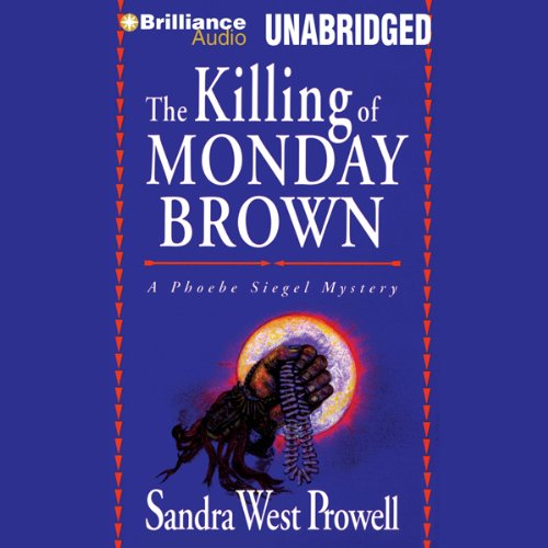 The Killing of Monday Brown Titelbild