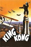 King Kong Film Poster Rare Hot Neu 24x 36