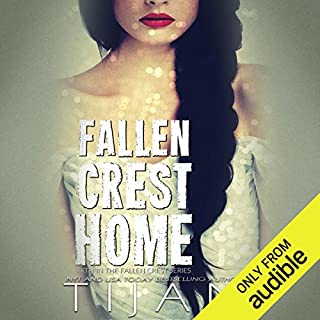 Fallen Crest Home audiobook cover art