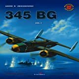 345 BG: Volume 1 (Air Miniatures) (English and Polish Edition)