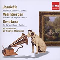Orch Works by L. Janacek