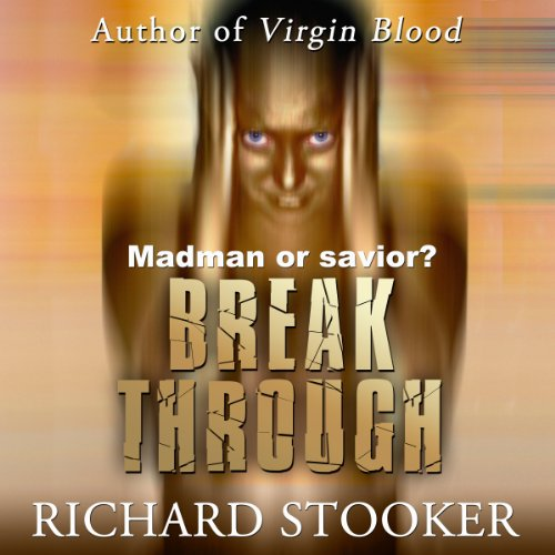 Breakthrough audiobook cover art