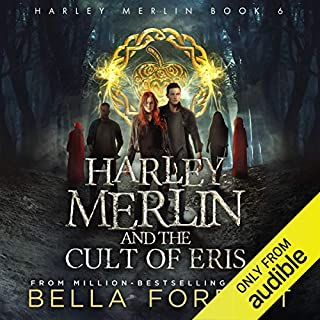 Harley Merlin and the Cult of Eris cover art