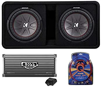Kicker 43DCWR122 200W Car Subwoofer