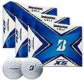PlayBetter Bridgestone 2020 Tour B XS (Two Dozen) Golf Balls | Multi-Packs | REACTIV Cover Technology | Softer Feel & Maximum Greenside Spin