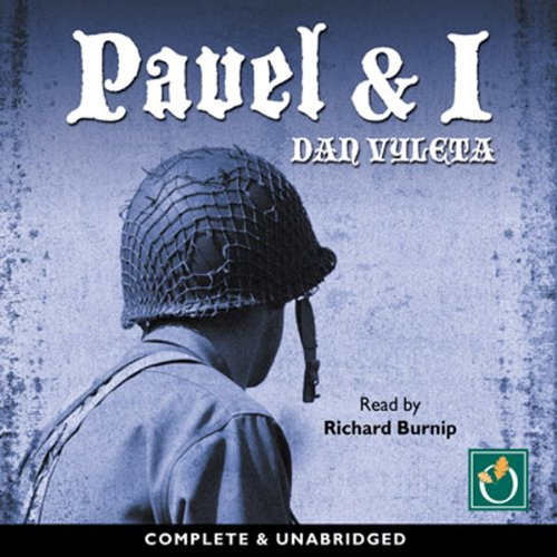 Pavel & I audiobook cover art