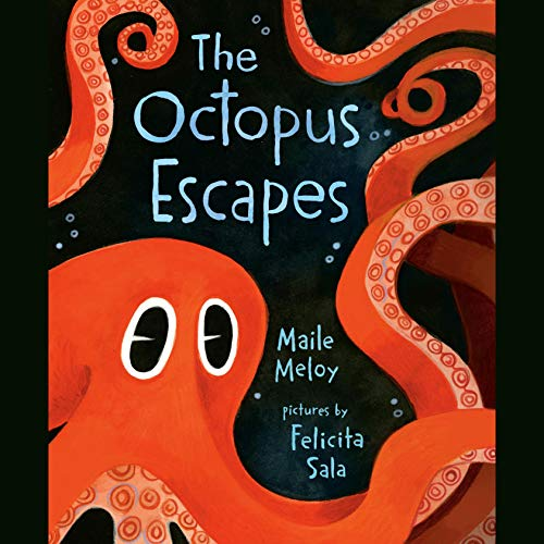 The Octopus Escapes  By  cover art