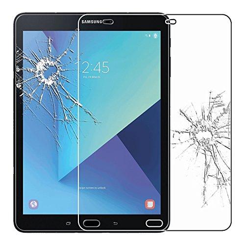 """ebestStar - Cristal Templado Compatible con Samsung Galaxy Tab S3 9.7 SM-T820, SM-T825 Protector de Pantalla, Película Vidrio Dureza 9H, Sin-Burbujas [Aparato: 237.3x169x6mm 9.7""""]"""