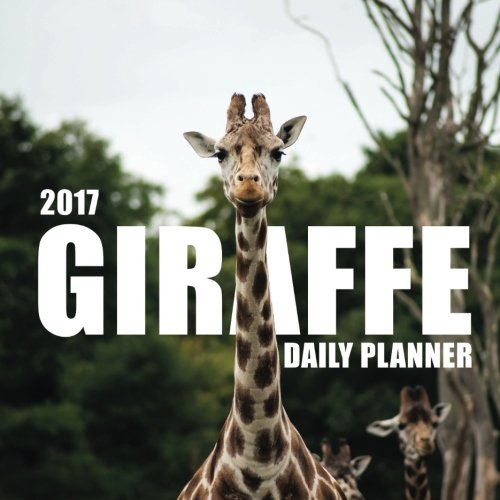 2017 Giraffe Daily Planner