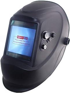 Domeilleur Big View Eara 4 - Casco de soldar con Sensor de