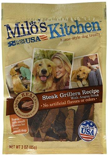 Milo'S Kitchen Steak Grillers Recipe 3Oz